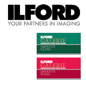 Innowacyjne papiery w rolach ILFORD GALERIE już w Polsce