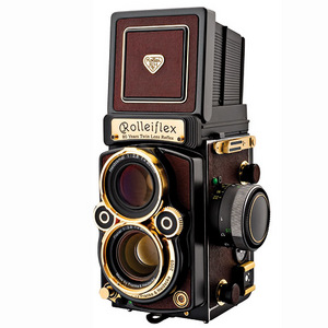 Rolleiflex Gold Edition