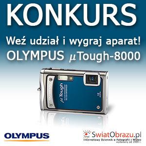 Konkurs Olympusa rozstrzygnięty!