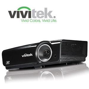 Vivitek D935VX - nowy projektor z funkcją sterowania przez sieć LAN