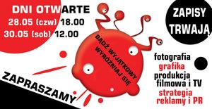 Dni Otwarte w Warszawskiej Szkole Reklamy