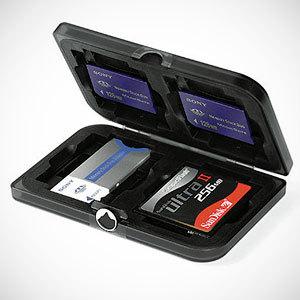 Pokrowiec PixelPak V2 - dla porządku i bezpieczeństwa Twoich kart pamięci