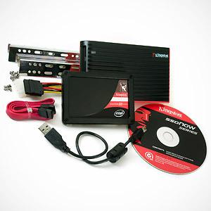 SSDNow serii M - nowe dyski z akcesoriami od Kingston Technology