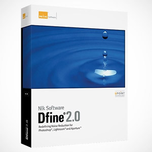 Dfine 2.0 dla  Adobe Lightroom 2.3
