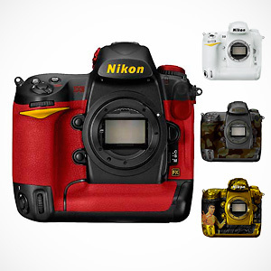 Metamorfoza Nikona D3