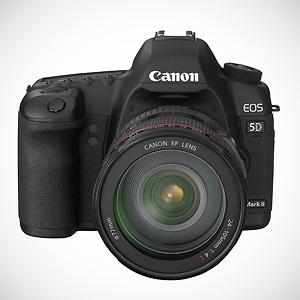 Firmware 1.1.0 - Canon EOS 5D Mark II