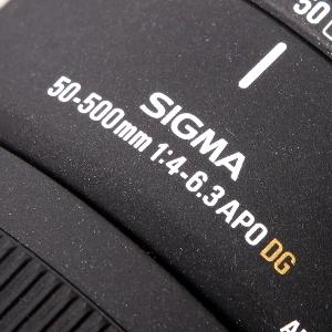 TEST: Sigma 50-500 mm F4-6.3 EX DG APO
