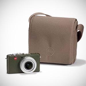 Oliwkowozielona Leica D-LUX 4 - Safari Edition