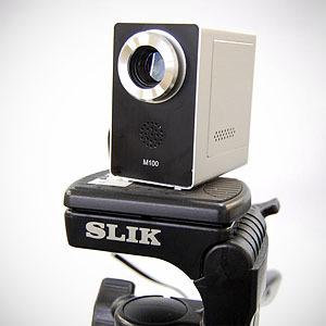 Projektor wielkości dłoni - M100 Pico