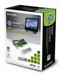 WinFast PxDTV2300 H - nowy tuner Leadtek