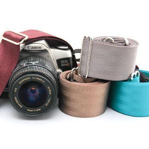 Pas bezpieczeństwa - modny i wygodny sposób na pasek aparatu