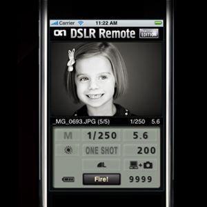 onOne DSLR Camera Remote dla lustrzanek Nikon