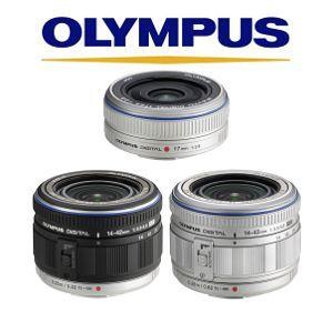 Nowe obiektywy dla aparatu Olympus Pen E-P1