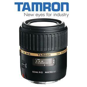 Tamron SP AF60mm F/2.0 Di II MACRO 1:1 dla bagnetu Canon EF już w czerwcu