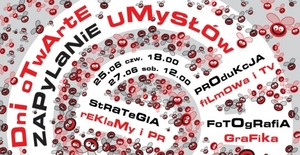 Warszawska Szkoła Reklamy zaprasza na Dni Otwarte i wystawę prac studentów