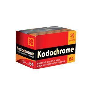 Koniec ery Kodachrome