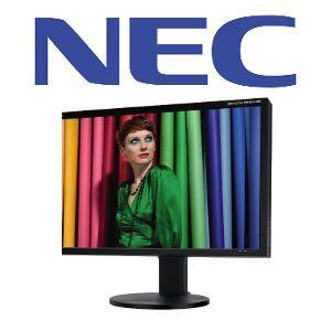 Nowe monitory NEC SpectraView dla grafików i fotografów