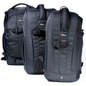 TEST plecaków Lowepro z serii Flipside