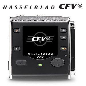 Hasselblad CVF-39 - nowa ścianka cyfrowa dla systemu V