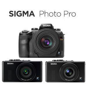 Nowe wersje oprogramowania SIGMA Photo Pro