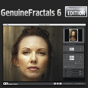 Profesjonalne powiększanie zdjęć - Genuine Fractals 6