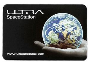 Space Station 6 - gigabajty w karcie kredytowej