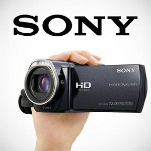 Sony przedstawia nowe kamery - HDR-CX520VE i HDR-505VE